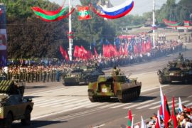 Tiraspol_military_parade