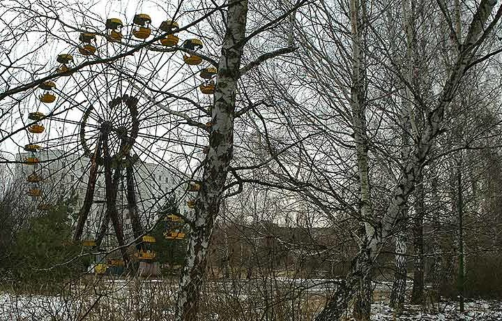 Days Tour in Chernobyl